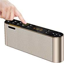 New Cool Vintage Classical Bluetooth Speaker Build in Radio Mp3 Player Card Reader LCD Display for Mobile Phone Computer T... photo