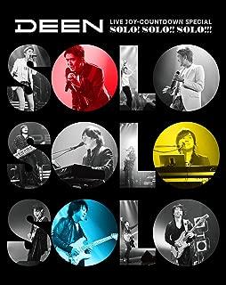 DEEN LIVE JOY-COUNTDOWN SPECIAL ~ソロ!ソロ!!ソロ!!!~(完全生産限定盤)(Blu-ray Disc)(特典なし)