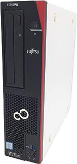 富士通 ESPRIMO D586 / Corei5 6500 / Windows 10 Pro MAR / 8GB / 500GB / DVDマルチ 搭載/デスクトップパソコン (整備済み品)