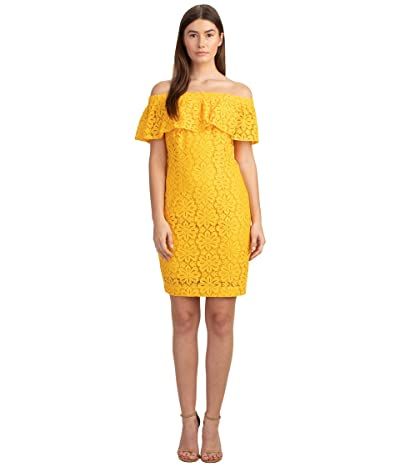 Trina Turk Vesper Dress (Sunny) Women