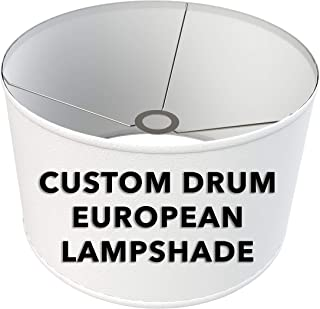 Best 14 drum lamp shade Reviews
