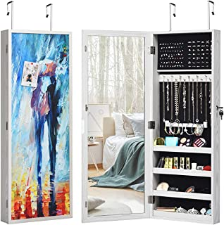 Best colorful jewelry armoire Reviews