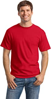 Hanes Men's 6-Pack FreshIQ Crew T-Shirt