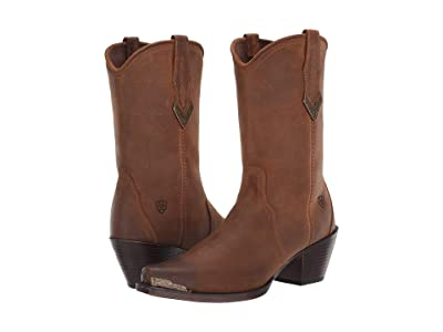 Ariat Shayla (Sepia) Cowboy Boots