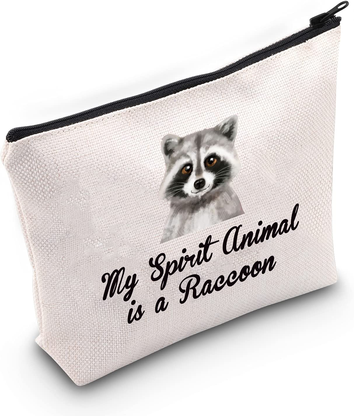 JINUP Raccoon 40% OFF Cheap Sale Gift Animal Mail order cheap My Cosmetic Bag Spirit