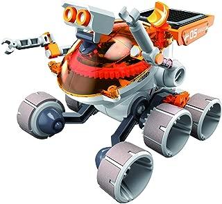 S.T.E.A.M. Line Toys Elenco Solar Powered Captain ROAM-E-O Rover D-I-Y Kit