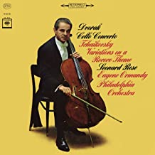 Dvorák: Cello Concerto in B Minor, Op. 104 & Tchaikovsky: Variations on a Rococo Theme, Op. 33 ((Remastered))