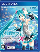 Hatsune Miku -Project DIVA- X Japanese ver.