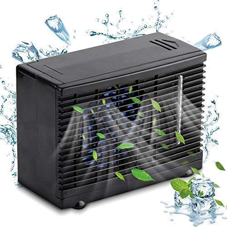 Portable Car Cooler Cooling Fan Evaporative Daily bargain sale Ventilator Bombing new work Mini Vent