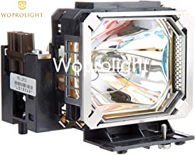 for Fit Canon Original Bulb Lamp RS-LP03 RSLP03 Projector Lamp w/Housing for Canon REALiS SX60 XEED SX60 by WoProlight