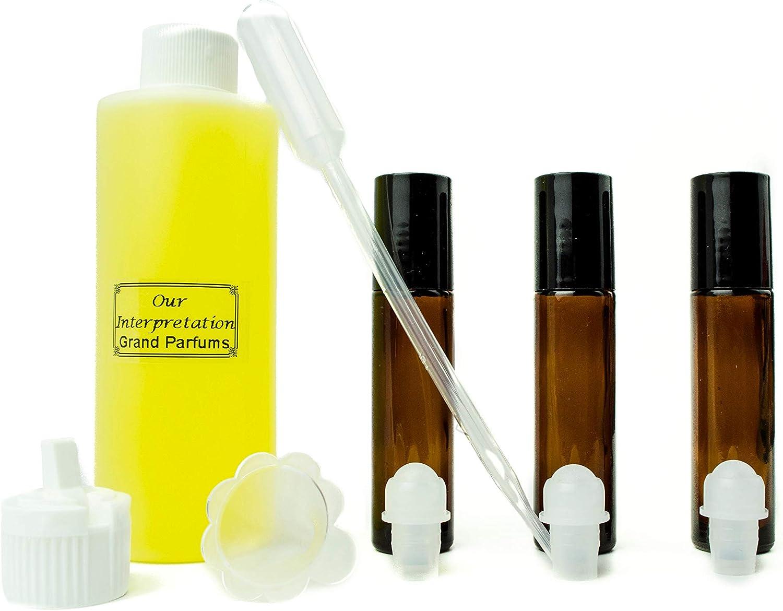 Grand Parfums Perfume Oil Set Alternative dealer - Gio Type Our Men for Inte Max 44% OFF Aqua