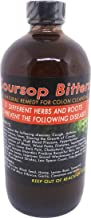Soursop Bitters: Natural Remedy for Colon Cleansing [Brown - 16 oz.]