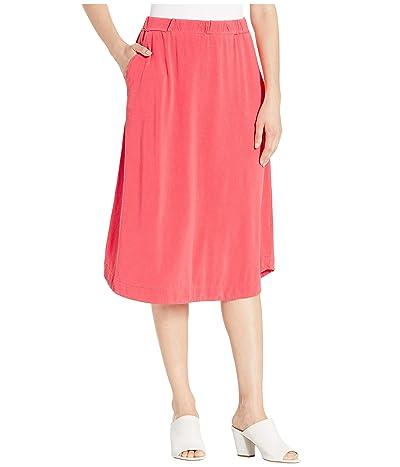 Fresh Produce Long Avery Skirt (Vibrant Poppy) Women
