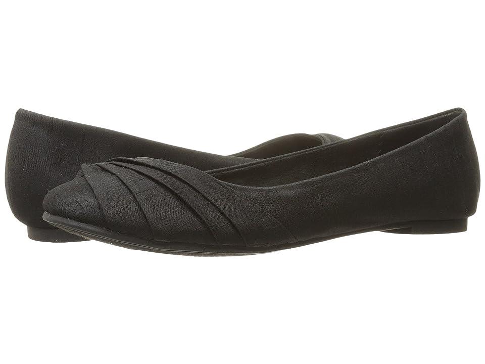 Rocket Dog Myrna (Black Thai Silk) Women's Slip on Shoes