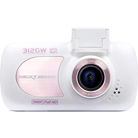 Nextbase 312gw Full Hd 1080p Dashcam Auto Kamera Mit Elektronik