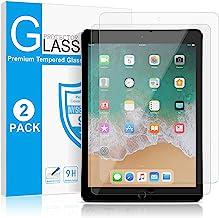 [2 Pack] Screen Protector for iPad 6th Generation/iPad 9.7 inch (2018/2017)iPad Pro..