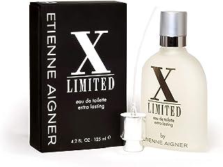 Etienne Aigner X Limited Eau de Toilette Spray - perfume for men (Extra Lasting), 4.2 Ounce