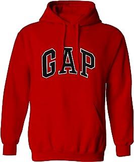GAP Pullover Men's Fleece Hoodie Logo