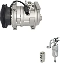 RYC Remanufactured AC Compressor Kit KT DI05