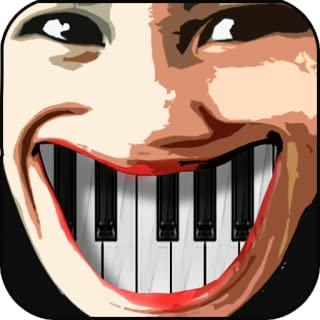 Attack of the piano - Note sight reading game.