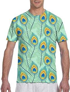 Monochrome Seamless Short Sleeve Tee Novelty Teen Unisex T Shirt