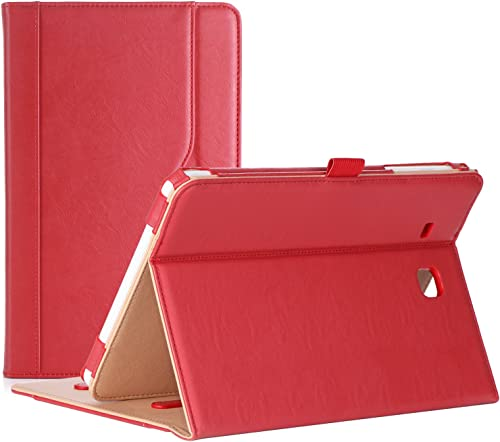 "ProCase Galaxy Tab E 9.6 Case – Vintage Stand Folio Case Cover for Galaxy Tab E 9.6""/ Tab E Nook 9.6-Inch Tablet (SM-..."