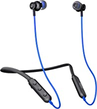 Artis BE310M in-Ear Wireless Bluetooth Earphone Neckband with Stereo Sound, Deep Bass, Hands Free Mic. IPX4 Sweat-Proof & ...