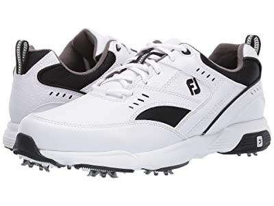 FootJoy Golf Specialty (White/Black) Men