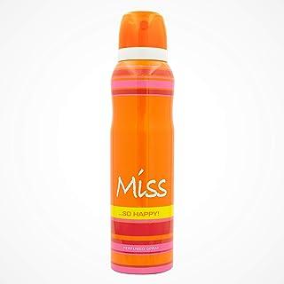 Miss So Happy 150ml Perfumed body Spray