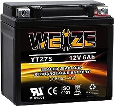 Best honda trx450r battery size Reviews