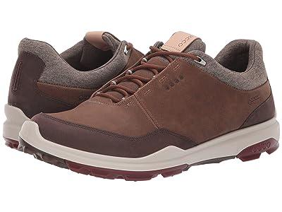 ECCO Golf Biom Hybrid 3 GTX (Camel) Men