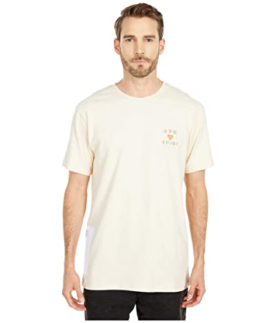 Publish Habit Short Sleeve T-Shirt (Natural) Men