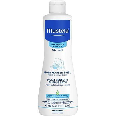 Mustela Multi Sensory, Gel da bagno per bambini, 750 ml