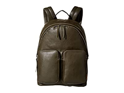 ECCO Casper Small Backpack (Deep Forest) Backpack Bags