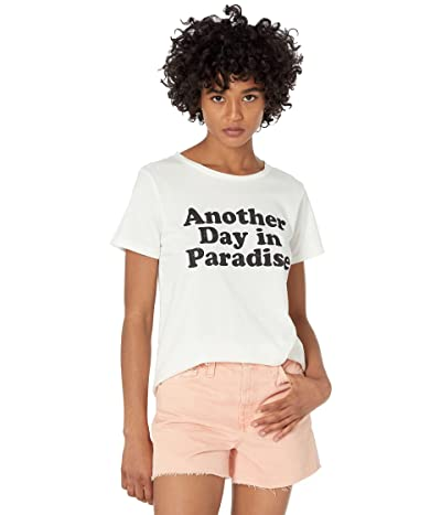 The Original Retro Brand Another Day In Paradise Vintage Cotton Short Sleeve Tee