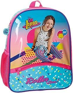 4852251 Soy Luna Roller Zone Mochila Infantil, 33 cm, 9.8 litros, Multicolor