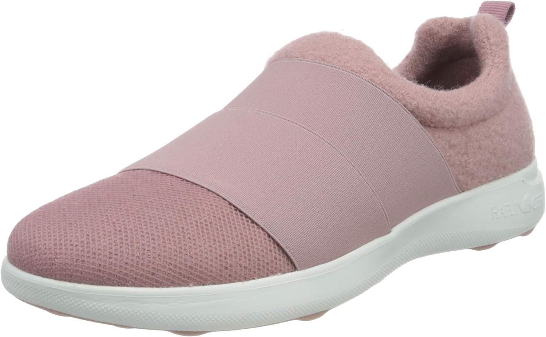 HAFLINGER 定番 Women's デポー Low-top Mule Sneakers