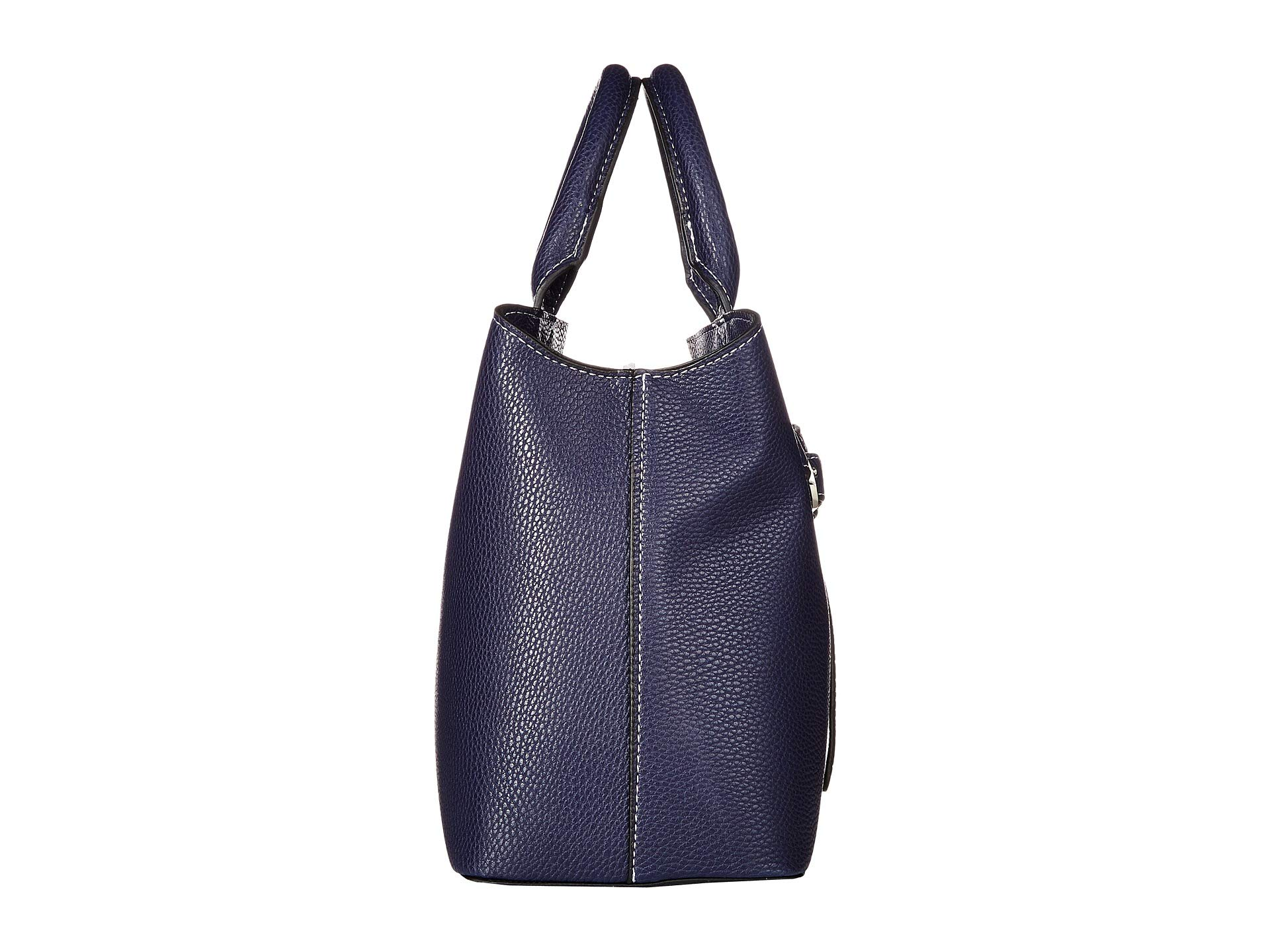 Navy Ruby Fog Satchel Triple London fnTWv1qw