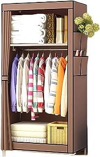 Garde-robe XINYALAMP Armoire Pliante Simple Armoire pour Enfants Simple Dortoir Armoire Tissu Petite Armoire de Tissu Simp...
