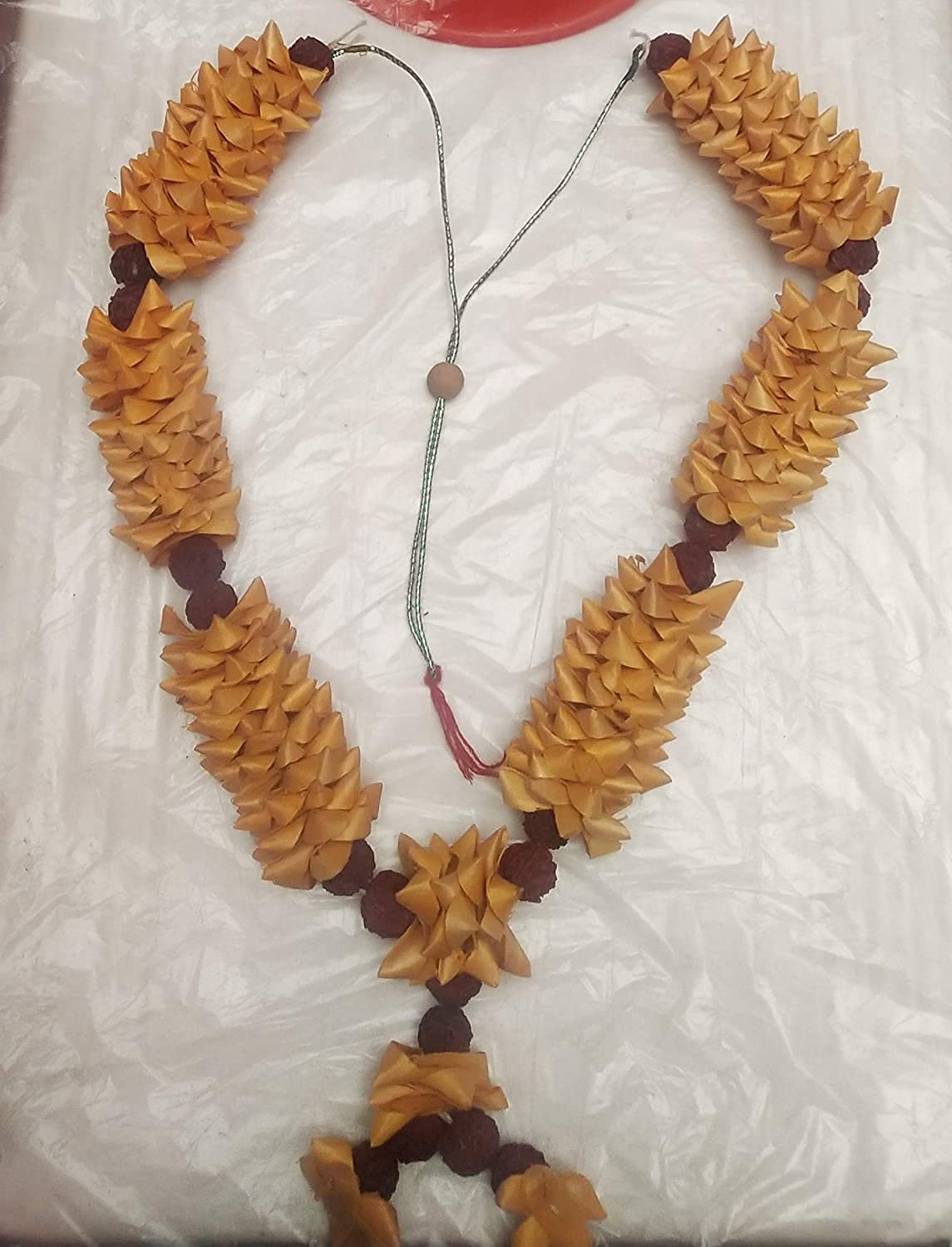 PLANET07 Sandalwood Shavings Super beauty product restock quality top! Haar Chandan Mala 3 in Bunch one Si OFFicial site