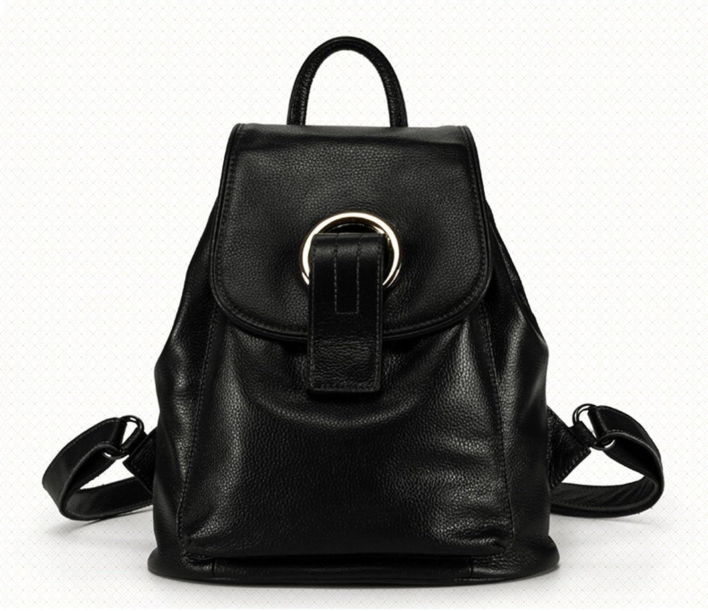 LLQ.LQ Backpack Fringed Bag Female Leisure Portable Multifunction High Capacity Travel greenical Section Zipper Draw Natural College AntiTheft 27Cm12Cm27Cm
