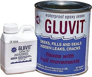 Marine Tex Gluvit Epoxy Sealer, Quart