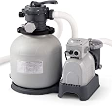 Intex 3,000-Gallon Sand Filter Pump