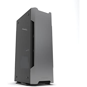 Phanteks Enthoo Evolv Shift Small Form Factor (SFF) Grigio vane portacomputer
