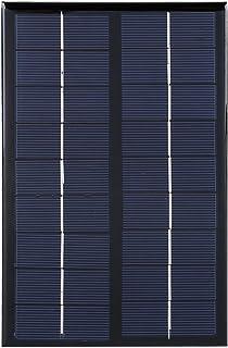 25W Caricabatterie Flessibile per Pannelli solari policristallini Neufday Controller Flessibile per Pannelli solari