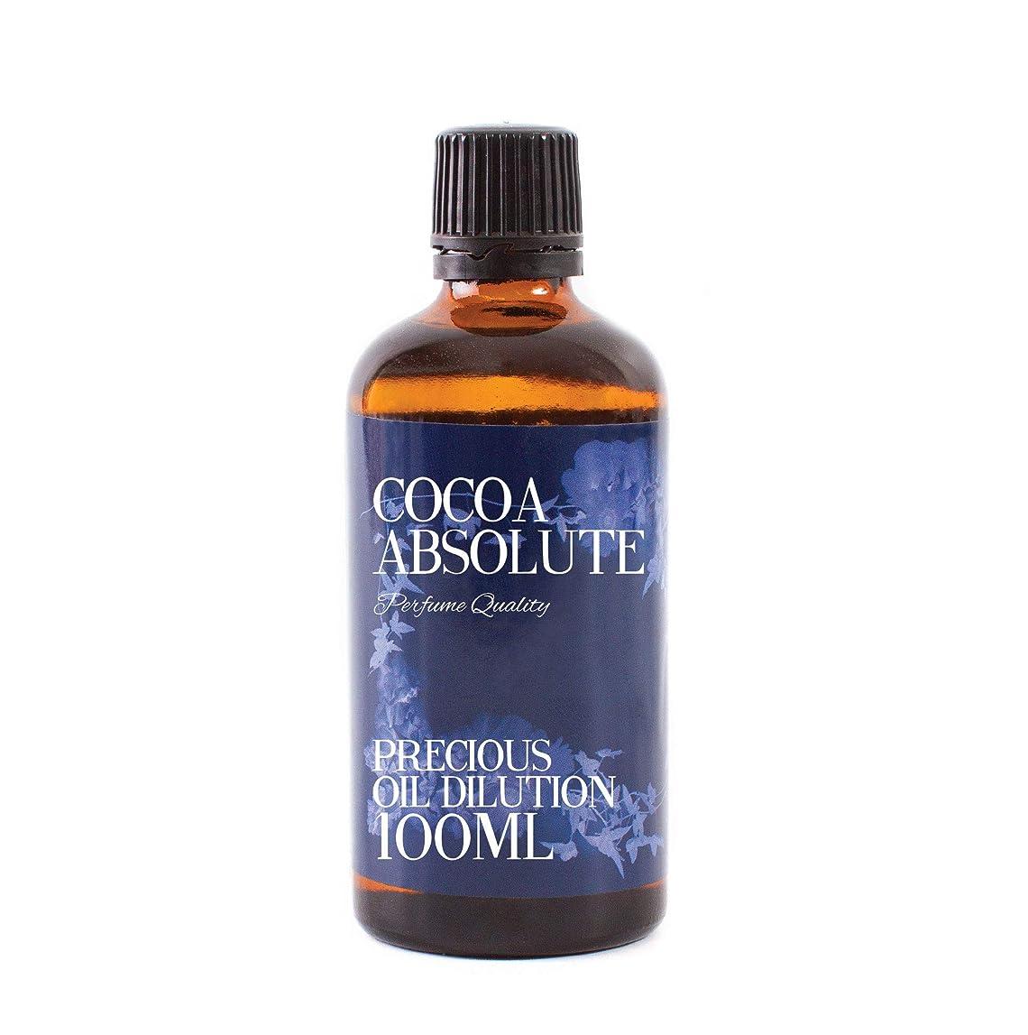 顕微鏡注ぎます版Cocoa PQ Absolute Oil Dilution - 100ml