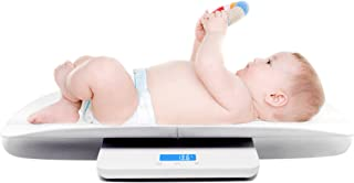 Multi-Function Digital Baby Scale Measure Infant / Baby / Adult Weight Accurately 220 Pound (lbs) Capacity with Precision ...