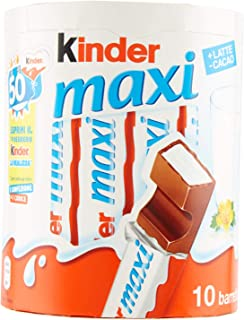Kinder Maxi Chocolate con Leche 210 gr
