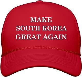 Make South Korea Great Again: Snapback Trucker Hat