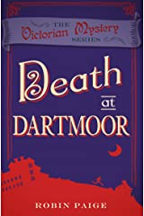 Death at Dartmoor (A Victorian Mystery Book 8) Kindle Edition